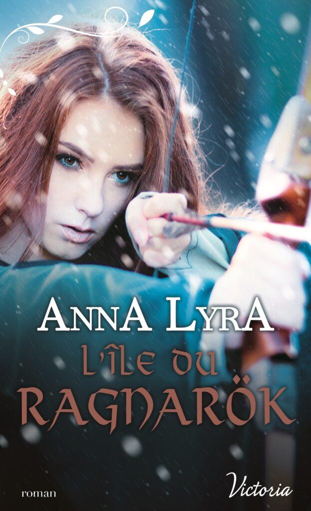L'île du Ragnarök Vinland romance historique Anna Lyra